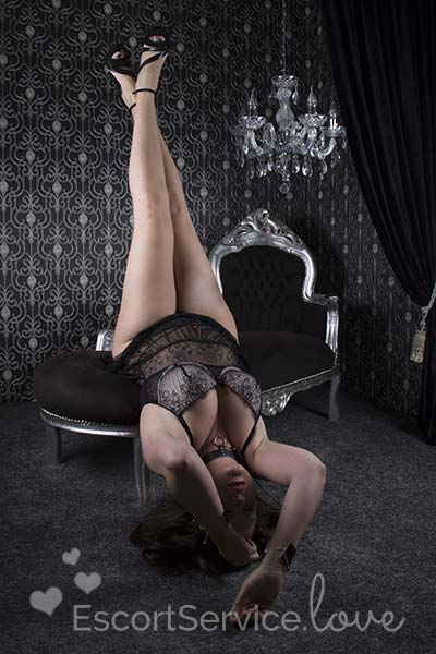 Hollandse escort dame Sandra